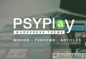 Theme movie psyplay