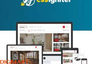 45295 Premium Theme WordPress CSSIGNITER Original Tinggal Pilih
