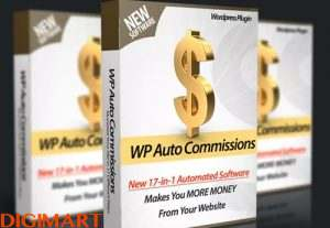 Plugin WordPress Auto Commission – Raih Profit Dari 18 Cara Monetisasi Website