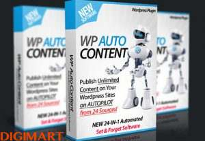 Plugin Autocontent WordPress – Buat Website WordPressmu Update Otomatis