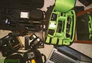 9039Video shoot dan editor