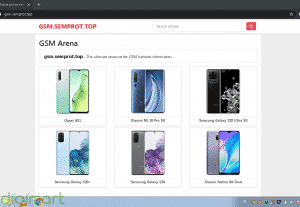 Script AGC GSMArena.com – Grab Spesifikasi Handphone