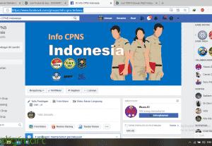 Grup Facebook Aktif Khusus CPNS Indonesia