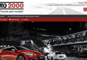 11934Jasa Website Sales Mobil / Motor