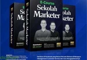 Kursus Sekolah Marketer – FB Ads + Pengelolaan Pelanggan + Team Work