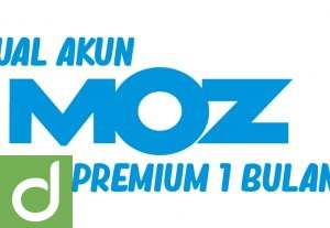 Jual Akun Moz Pro Premium Selama 1 Bulan