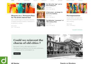 Jual Tema / Theme Mundana [Latest] untuk WordPress