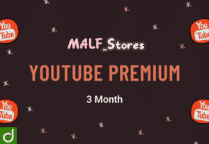 Youtube Premium – 3 Month