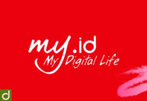 1 Domain MY.ID masa aktif 4 tahun