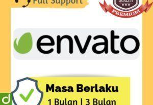 Akun Envato Elements Premium 1 Bulan Termurah