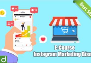 E-Course Instagram Marketing Untuk Bisnis