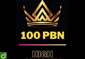 100 PBN PAHE DA UPTO 30+