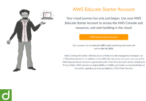 AWS (AMAZON WEB SERVICE) EDUCATE