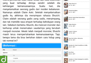 Script grab streaming & download anime sub indo auto update