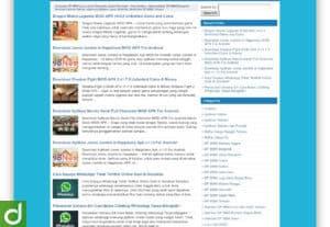 Nyeo WordPress Theme [gak beli nyesel]