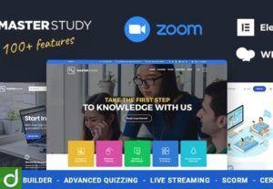 25464Masterstudy – Education Center Theme