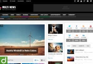 26147Multinews – MultiPurpose News Magazine
