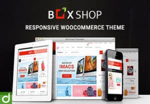BoxShop – Responsive WooCommerce