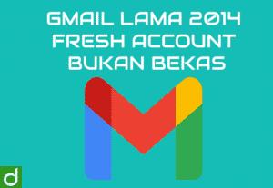 26386Akun gmail 2014 Fresh
