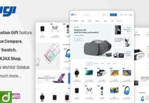 Digi – Electronics Store WooCommerce
