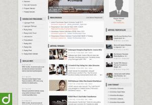 Web sekolah Codeigniter PHP 7