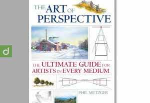 46067The Art of Perspective by Phil Metzger Ebook