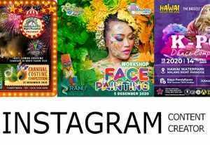 46094Content Creator Instagram